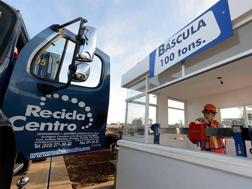 ReciclaCentro_Infraestructura05_Pesaje